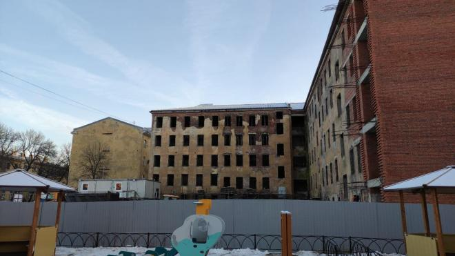 """После капитального ремонта в бывшем """"Доме купца Крутикова"""" поселят молодые семьи"""