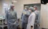 Дрозденко посетил новый госпиталь для зараженных коронавирусом на 130 мест