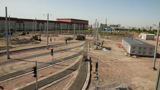 """Реконструкция трамвайной сети для """"Чижика"""" подходит к финалу"""