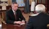 Александр Беглов  не знает, пойдет ли на выборы петербургского губернатора