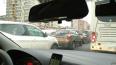 Петербург остановился из-за поломки светофоров