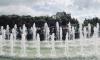 В Петербурге открыт первый в городе пешеходно-прогулочный фонтан