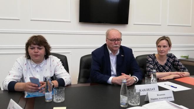 За пост губернатора Петербурга поборется режиссер Владимир Бортко