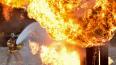 На Детской улице из горящего дома был спасен мужчина