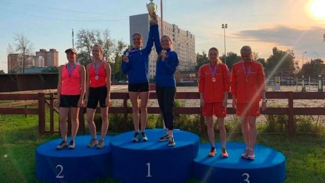 Петербурженки выиграли чемпионат России по пятиборью