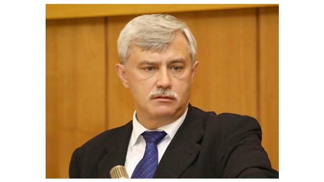 Полтавченко не узнали митингующие на кладбище