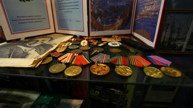 В Северной столице откроется Музей воинской славы после реконструкции