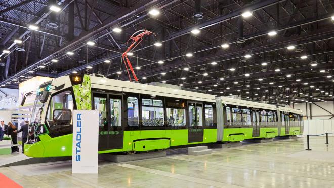 """Петербуржцам дали возможность определить места трамвайных остановок для """"Чижика"""""""