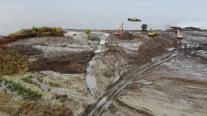 За складирование отходов на территории Угольной гавани возбудили еще одно уголовное дело