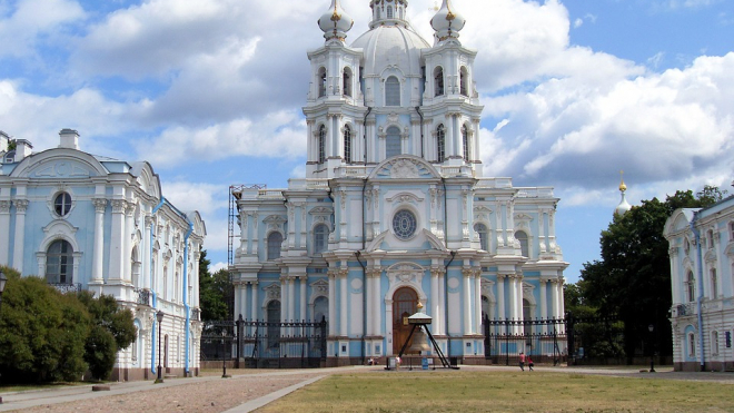 Европейский университет выселяют из особняка Кушелева-Безбородко