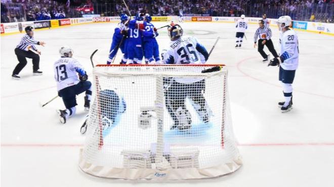Чемпионат мира по хоккею 2019: расписание турнира