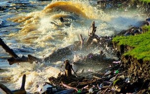 Невско-Ладожское бассейновое водное управление напоминает выборжанам о мерах безопасности в период паводков