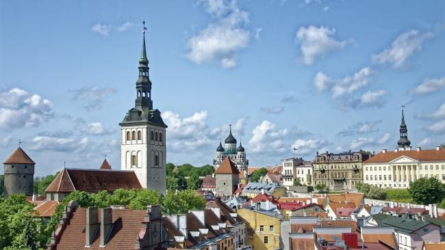 Правительство Эстонии ввело в стране чрезвычайное положение