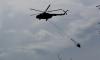 Вертолеты ЗВО вылили 760 тонн воды на пожары в Ленобласти