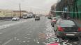 Улицу Циалковского забросали листовками