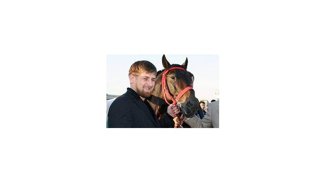Кадырова лишили прав и пересадили на лошадь
