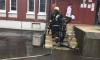 Учения в школе Невского района приняли за пожар