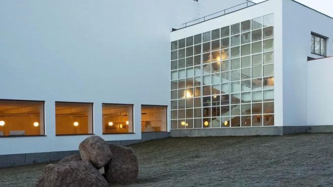 В библиотеке Алвара Аалто пройдет выставка профессий