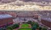 Циклонический вихрь накинет на Петербург плотную пелену облаков