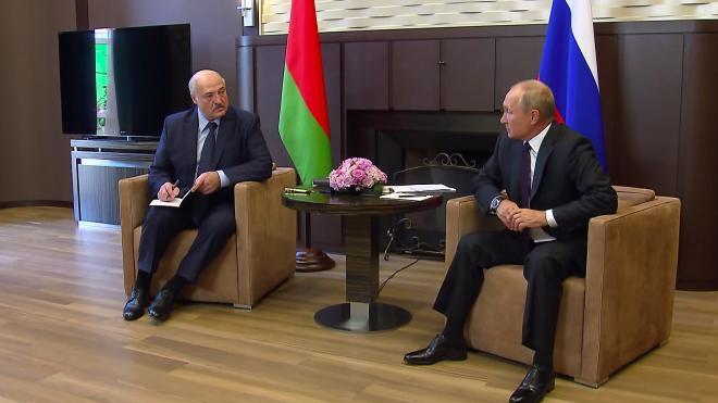 Эксперт прокомментировал грядущую встречу Путина и Лукашенко