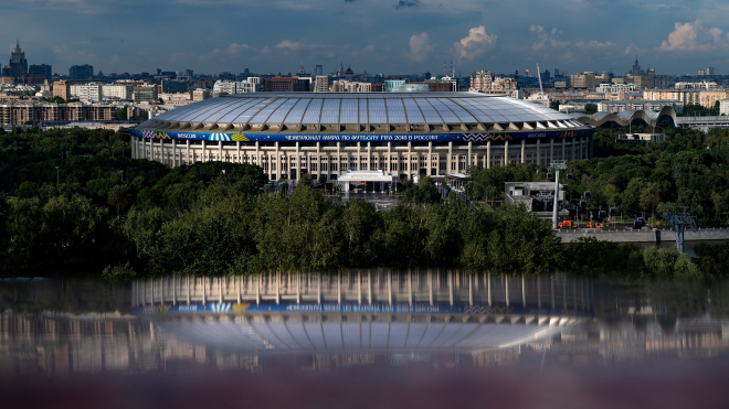 "Стадион ""Санкт-Петербург"" поставил рекорд по посещаемости"