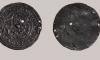 Археологи показали старинный медальон с розой Тюдоров, найденный в Зарядье