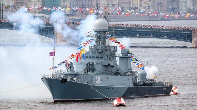 Эксперты рассказали о важности парада в честь дня ВМФ