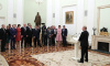 Владимир Путин поздравил телекомпанию НТВ с 25‐летним юбилеем