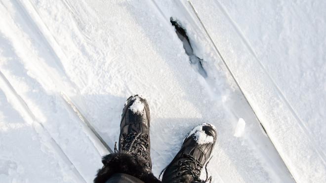 В среду в Петербурге обещают гололедицу и небольшой снег