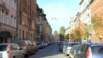 В Петербурге начался ремонт двух дорог в Адмиралтейском районе