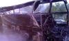 Пассажирский автобус в Подмосковье попал в ДТП. 11 человек сгорело заживо