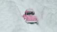 Синоптики обещают непрекращающиеся снегопады до середины ...