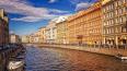 В среду в Петербурге ожидается до плюс 23 градусов тепла