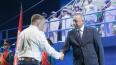 Александр Беглов поздравил дорожников Петербурга с профе...