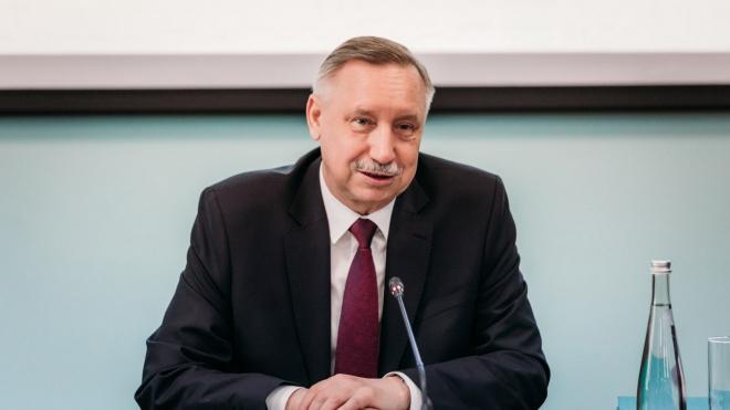 Беглов потребовал от районных глав быстро реагировать на обращения петербуржцев в соцсетях