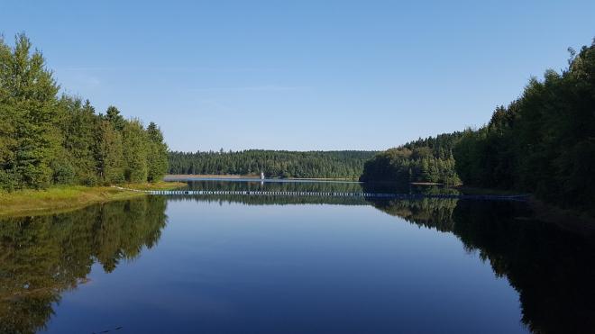 На Безымянном озере приостановили работы из-за нехватки денег