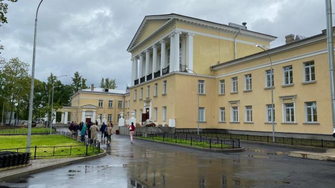 После реконструкции 1 сентября в Сергиево откроется школа