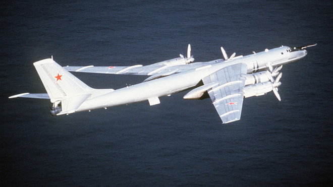 В День ВМФ петербуржцы увидят три самолёта Тихоокеанского флота