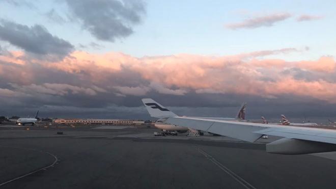 WizzAir отложил перелеты из Петербурга в Швецию, Норвегию, Данию и Австрию