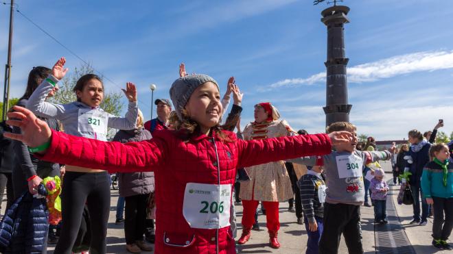 """На """"Зеленом марафоне"""" специалисты """"Лиза Алерт"""" расскажут детям о правилах безопасности"""