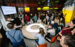 October Beer Festival познакомил петербуржцев с культурой потребления безалкогольного пива