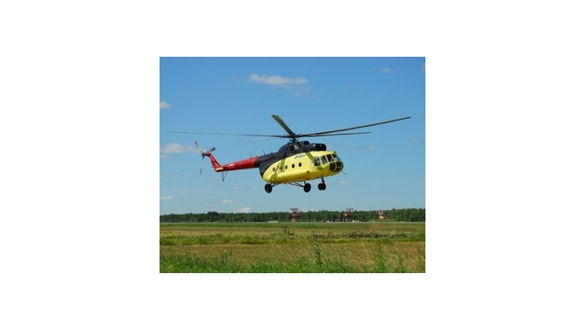 Авария вертолета Ми-8 в Иркутской области - эвакуировано трое пострадавших