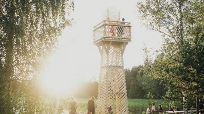 В Петербурге появится 5-метровый маяк
