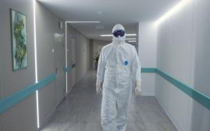За последние сутки от коронавируса вылечились93 жителя Петербурга