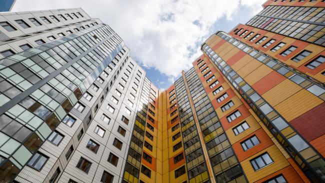 В России резко сократился объём ипотечного кредитования
