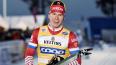 Обладатель Кубка мира по лыжным гонкам Александр Большун...