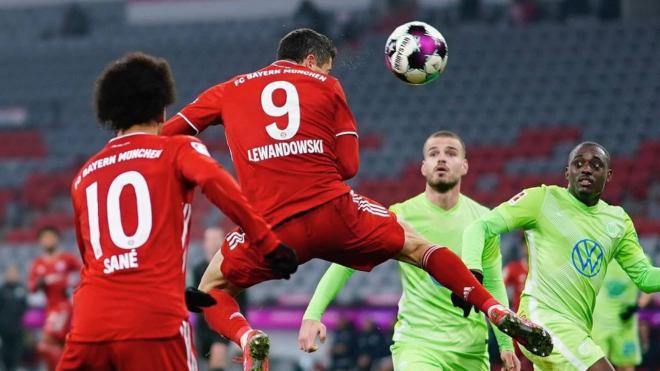 Дзюба назвал Левандовски лучшим игроком 2020 года