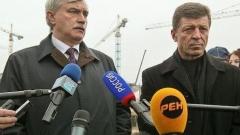 "Стадион для ""Зенита"" сдадут через два года"