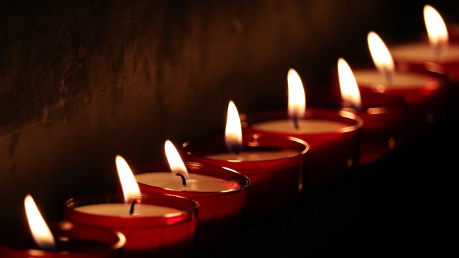 В Северной столице открыли книгу соболезнований после теракта в колледже в Крыму