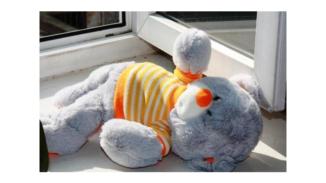 Пятилетняя девочка, упавшая из окна в Петербурге, оказалась везунчиком